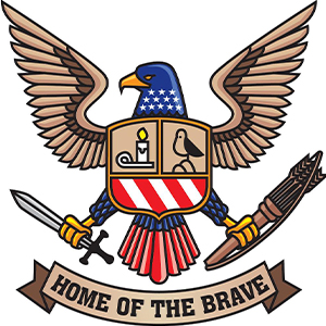 home of the brave logo